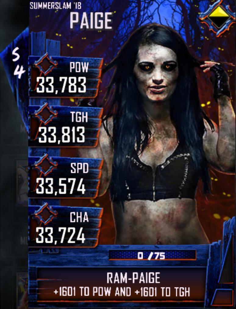 Wwe Supercard Halloween Checklist 2020 WWE SuperCard Unveils New Halloween Themed Zombie Cards   Trick or