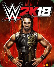 SAISON 10 : Les Pré-Inscriptions (WWE 2K18) Wwe2k18-cover