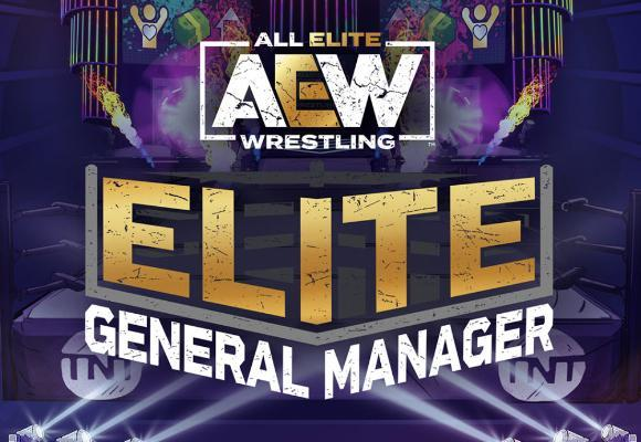 AEW Elite GM: General Manager