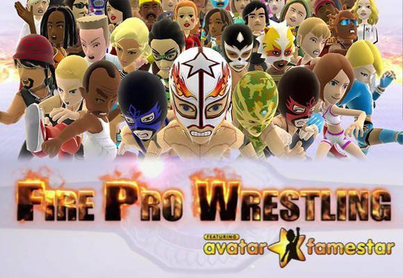 Fire Pro Wrestling (XBL Arcade)