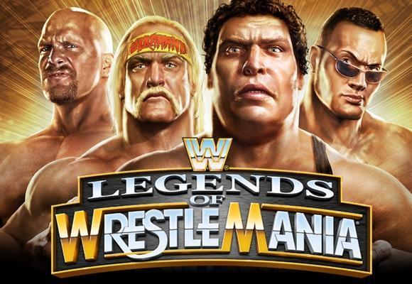 Wwe Legends Of Wrestlemania Wwe Games Wrestling Games Database
