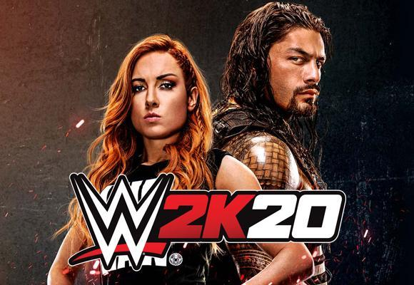 WWE 2K20 Full Game Manual (PS4, Xbox One, PC)