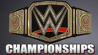 WWE 2K17 All Championship Titles - Full List