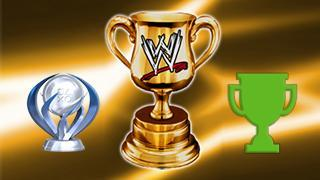 WWE '13 PS3 Trophies/Xbox 360 Achievements: Full List