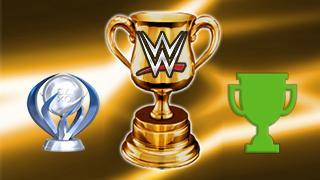 WWE 2K17 PS4 Trophies / Xbox One Achievements - Full List