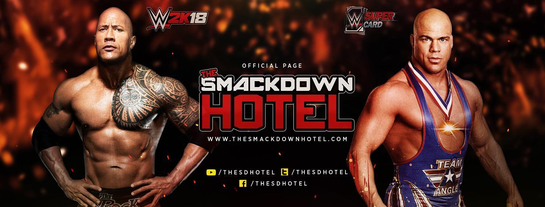 TheSmackDownHotel - The Home of WWE 2K20, WWE 2K19