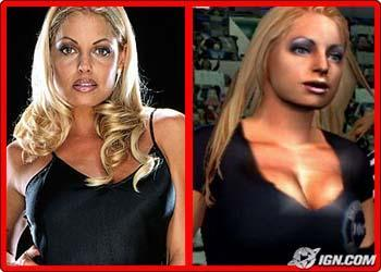 Trish Stratus - WWE SmackDown Here Comes The Pain Roster - HCTP Countdown