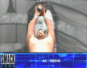 Al Snow - WWE SmackDown 2 Know Your Role Roster - KYR Countdown