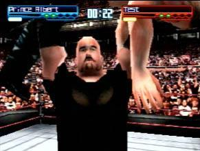 Albert - WWE SmackDown 2 Know Your Role Roster - KYR Countdown