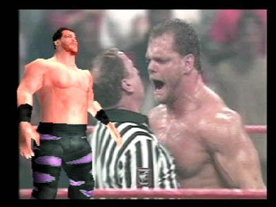 Chris Benoit - WWE SmackDown 2 Know Your Role Roster - KYR Countdown