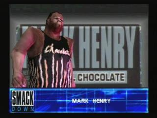Mark Henry - WWE SmackDown 2 Know Your Role Roster - KYR Countdown