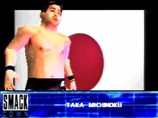 Taka Michinoku - WWE SmackDown 2 Know Your Role Roster - KYR Countdown