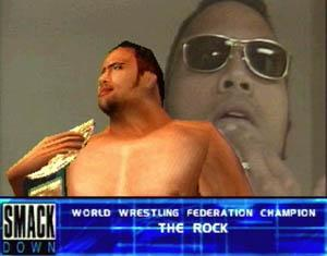 The Rock - WWE SmackDown 2 Know Your Role Roster - KYR Countdown