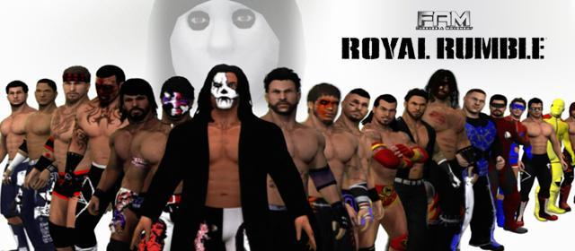 FaM Royal Rumble - LIVE TODAY on Youtube!