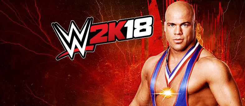 2K Sports officially announced that the Olympic Gold Medalist will be the pre-order bonus character in WWE 2K18. Teke a look at all the info revealed including Two Playable Versions of Kurt, Official Art and more!