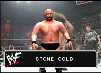 Stone Cold Steve Austin - WWF SmackDown! Roster - SD 1 Countdown