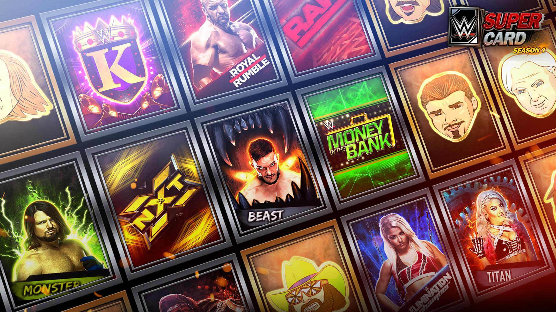 WWE SuperCard Season 4 Available Today! Features Overview, Launch Trailer & Screenshots