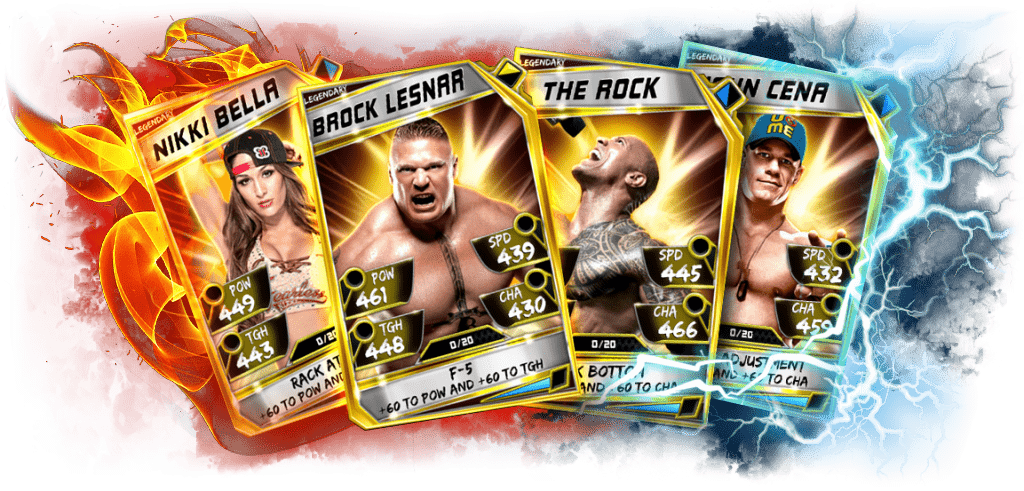 WWE SuperCard Season 2 FAQ: Frequently Asked Questions
