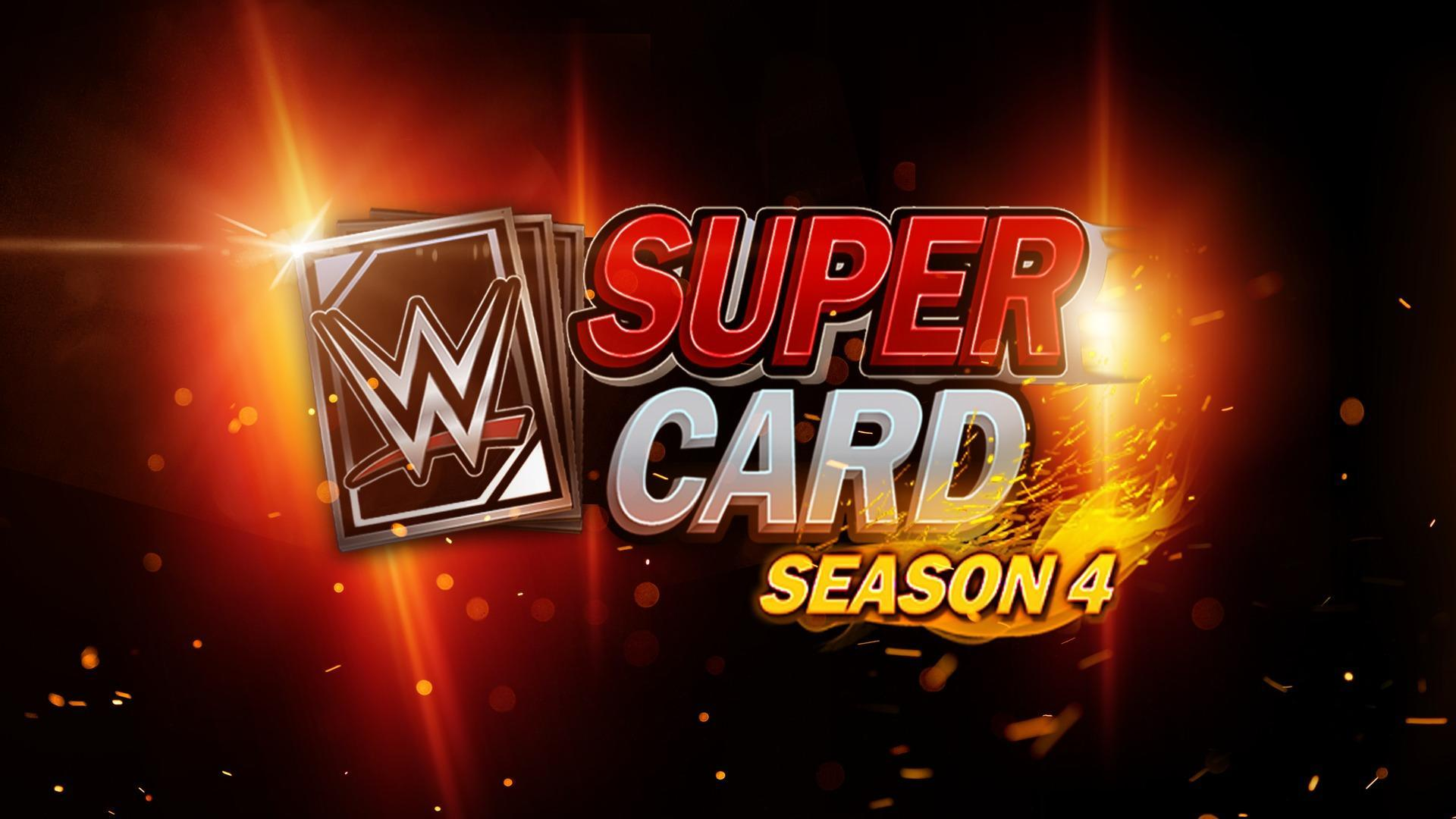 WWE SuperCard Season 4 Update Announced! Coming Soon to iOS & Android
