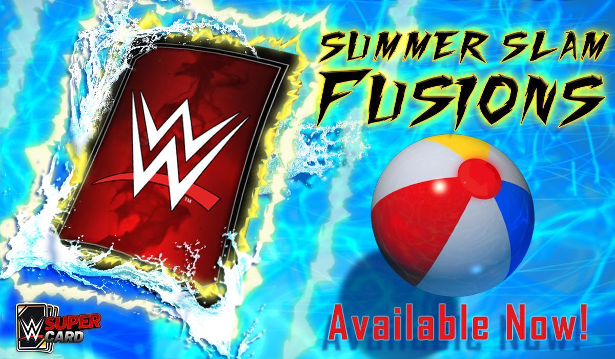 WWE SuperCard: New SummerSlam Fusions & Throwback Cards