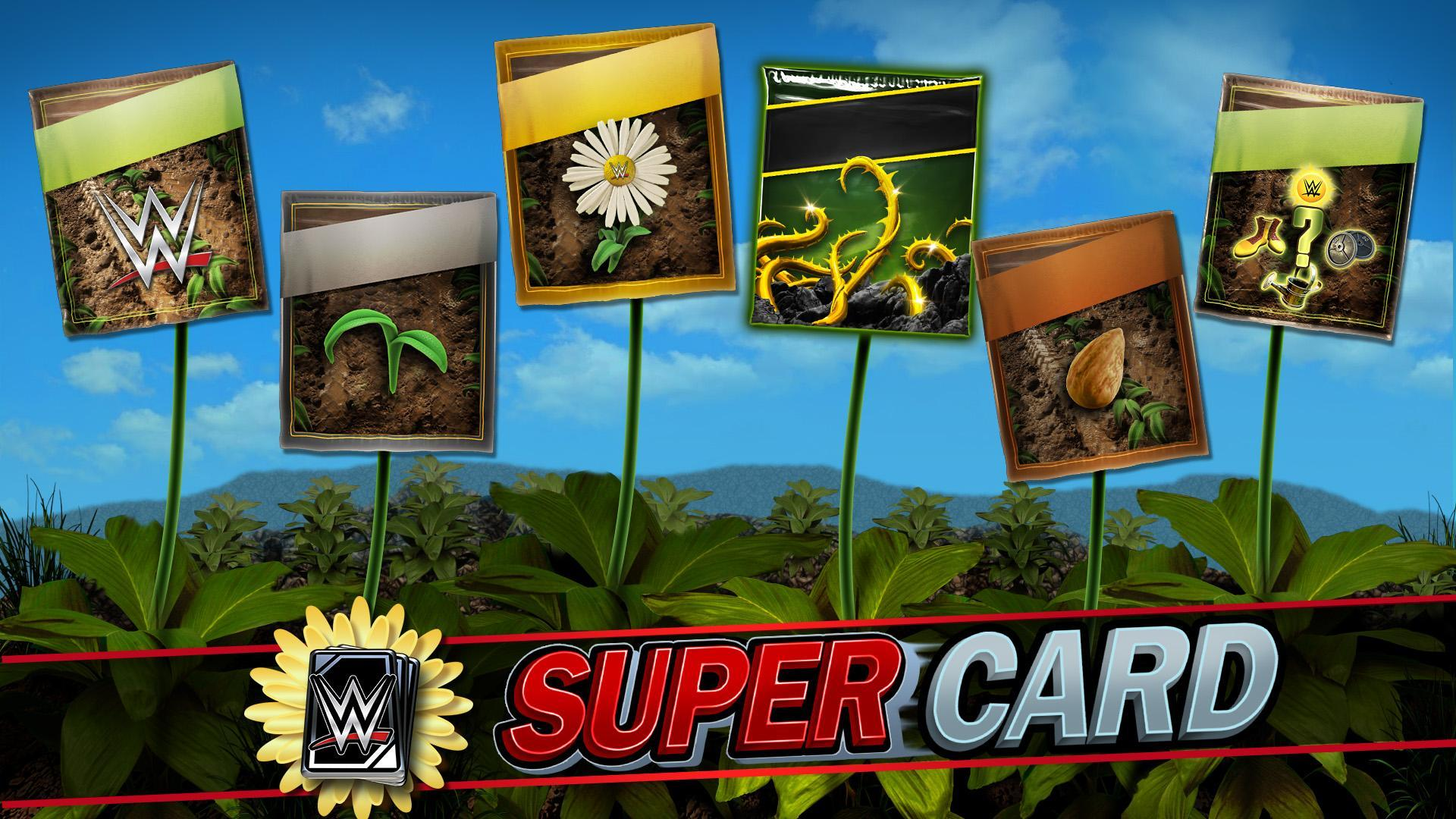 "WWE SuperCard Special ""Spring into the Ring"" Promotion - 30 New Cards"