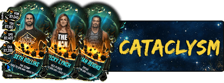 Cataclysm Cards