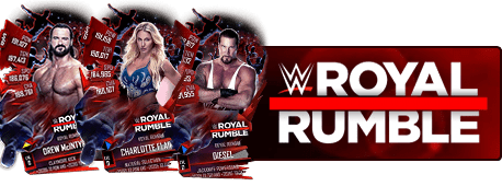 Royal Rumble Cards