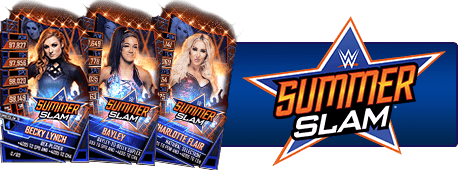 SummerSlam '19 Cards