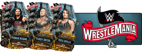WrestleMania 36 Cards