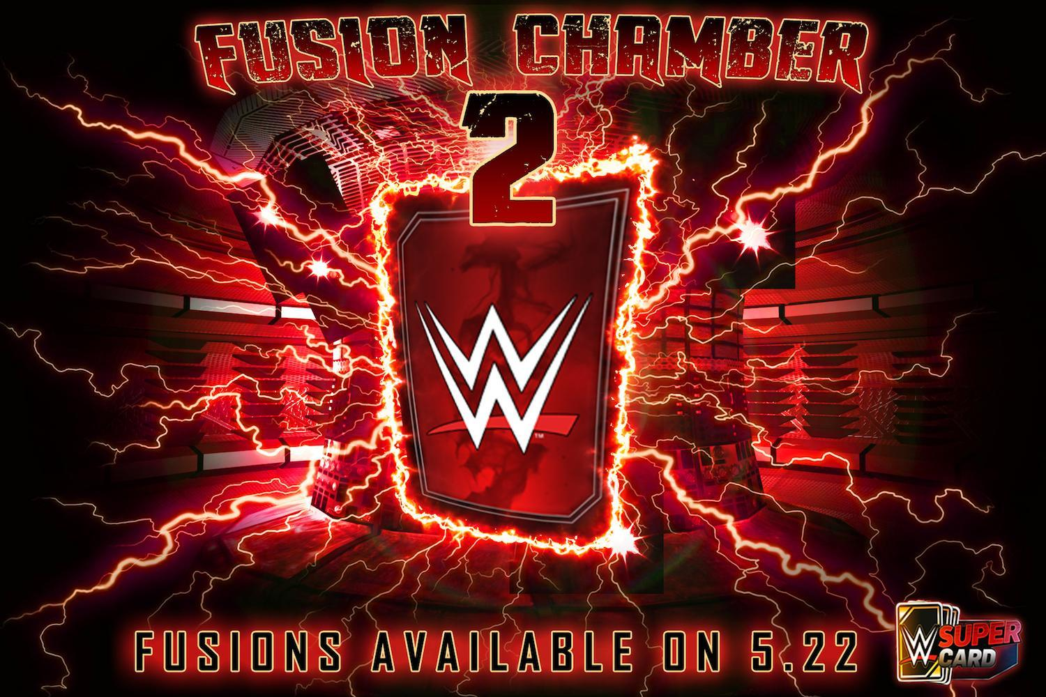 WWE SuperCard: Fusions Arrive in the Next Update on May 22