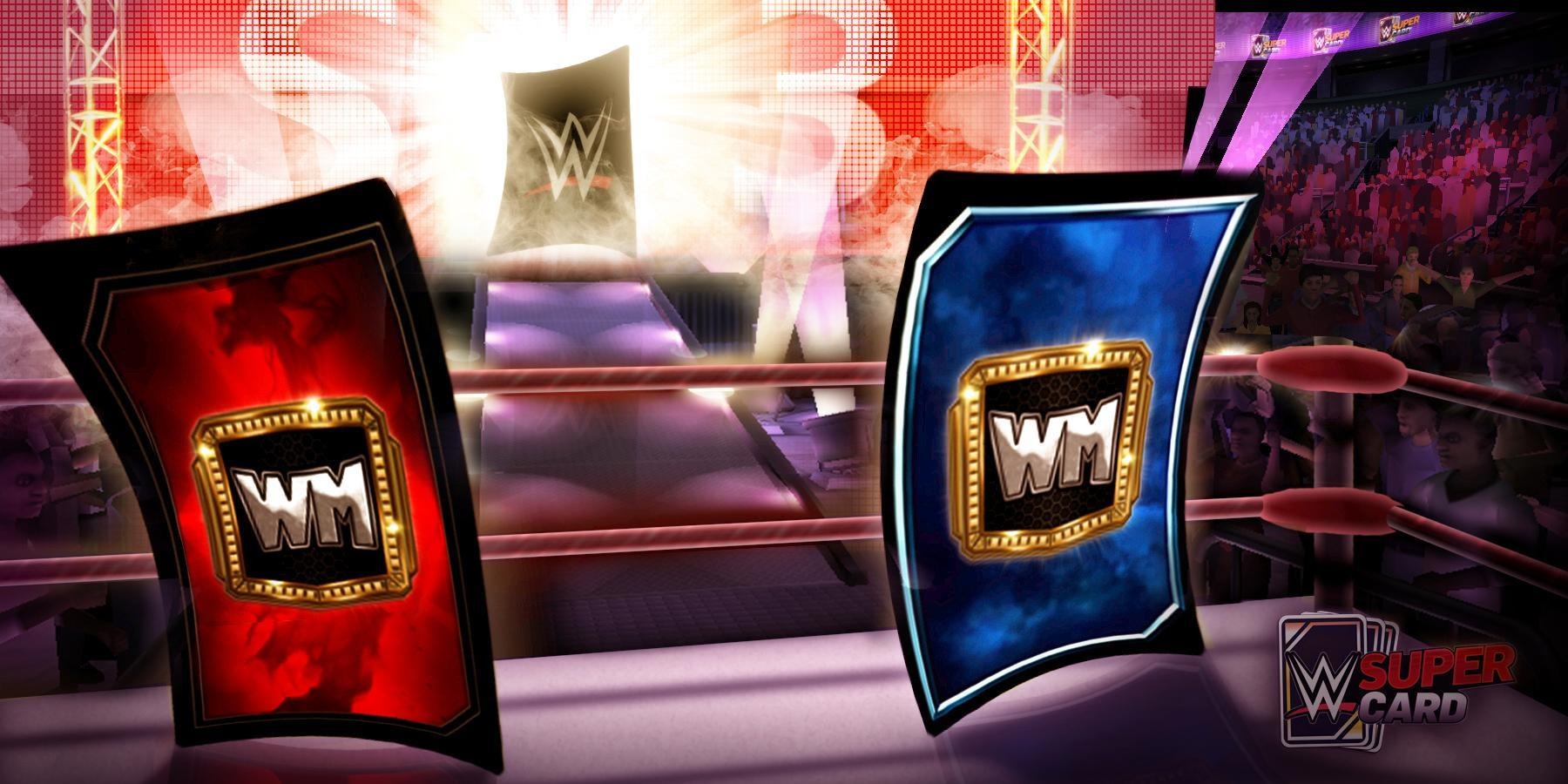 WWE SuperCard Season 2 Continuing Through Fall, First Season 3 Details