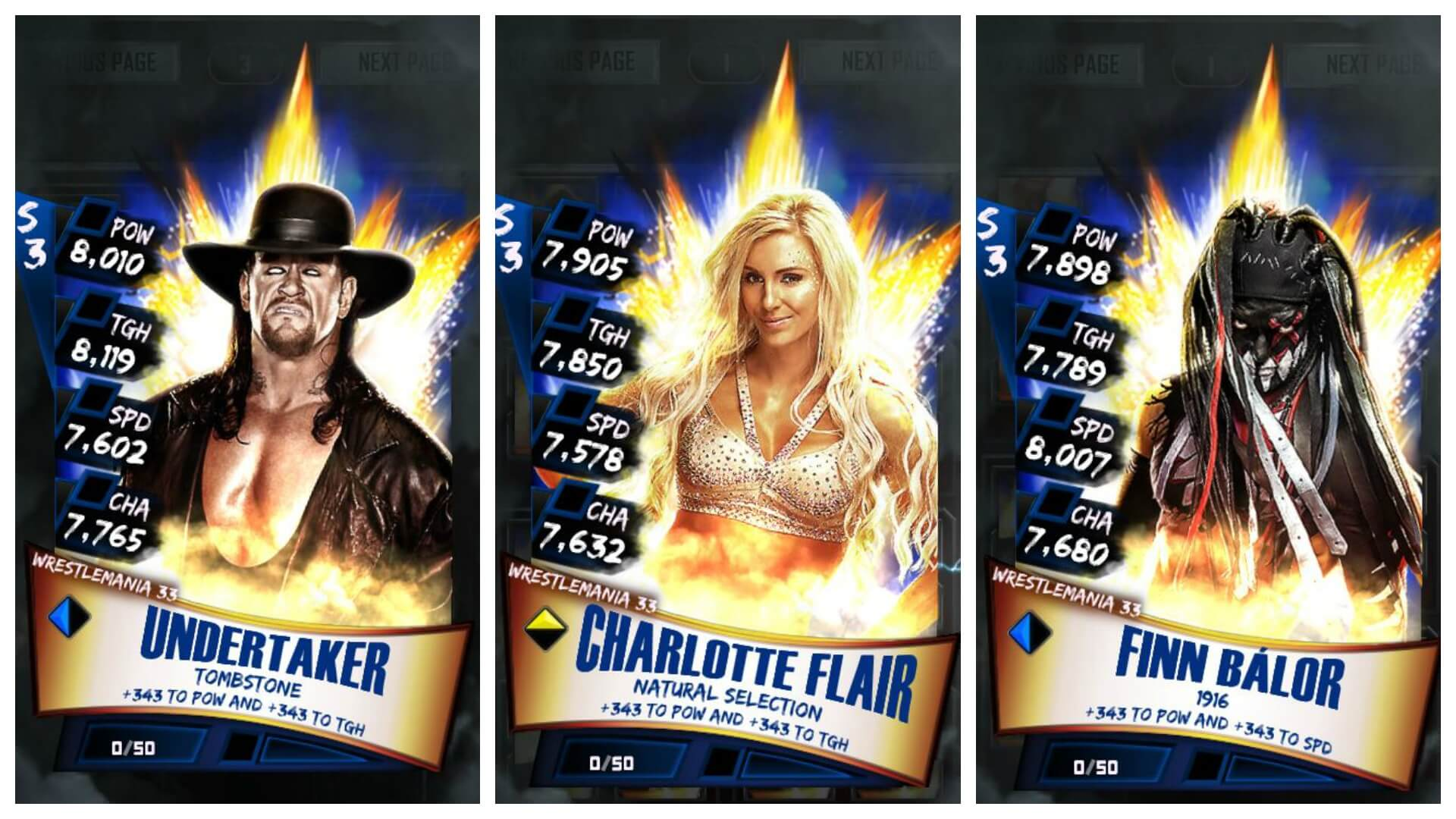 wwe-supercard-updated-25-new-wrestlemania-33-tier-added-and-more