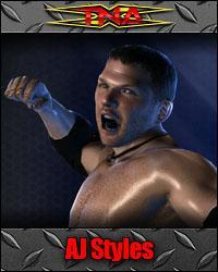 AJ Styles - TNA iMPACT Game Roster