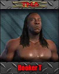 Booker T - TNA iMPACT Game Roster