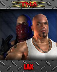 Hernandez LAX - TNA iMPACT Game Roster