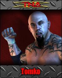 Tyson Tomko - TNA iMPACT Game Roster