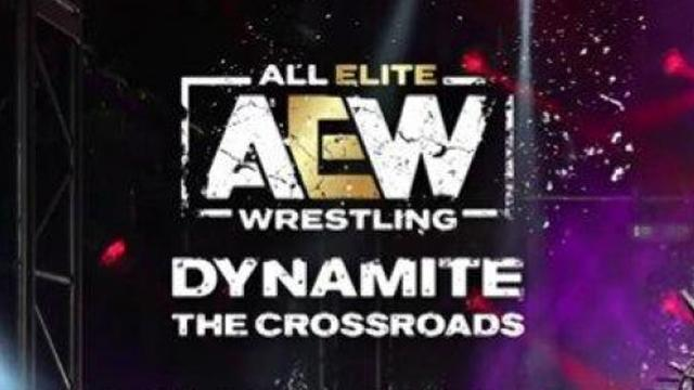 AEW Dynamite: The Crossroads