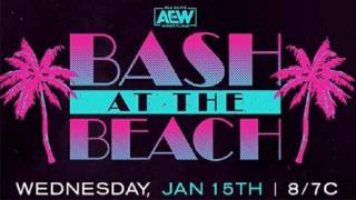 AEW Dynamite: Bash at the Beach