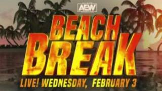 AEW Dynamite: Beach Break