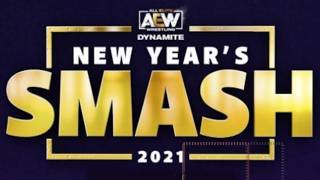 AEW Dynamite: New Year's Smash