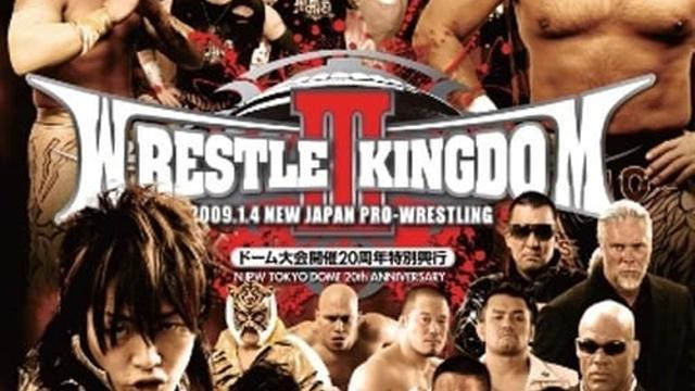 NJPW Wrestle Kingdom III - Results - Other PPV & Special Events - Pay Per Views & Special Events - Pro Wrestling Events Database
