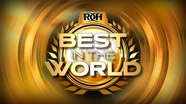 Watch ROH: Best in the World 2021 7/11/21