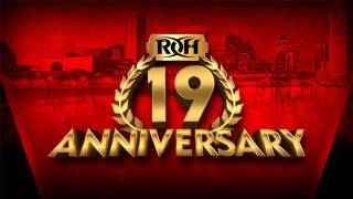 ROH 19th Anniversary Show