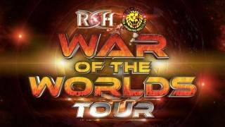 ROH/NJPW War of the Worlds 2019