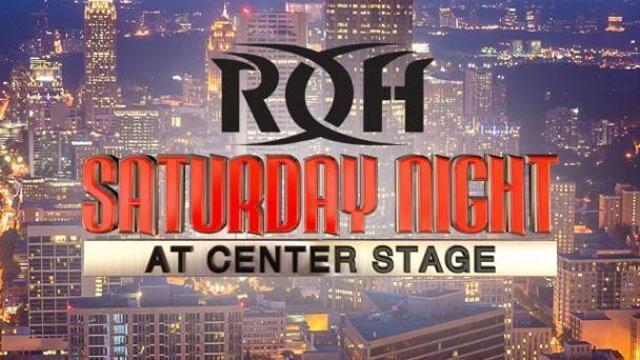 ROH Saturday Night at Center Stage 2018