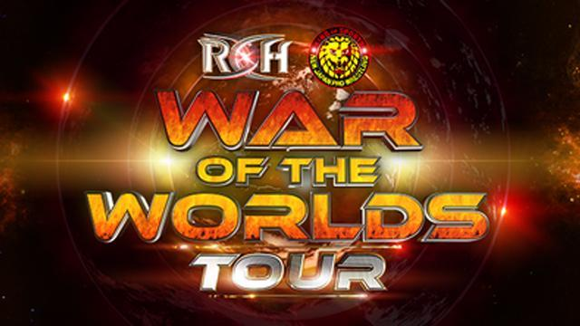 ROH/NJPW War of the Worlds 2016