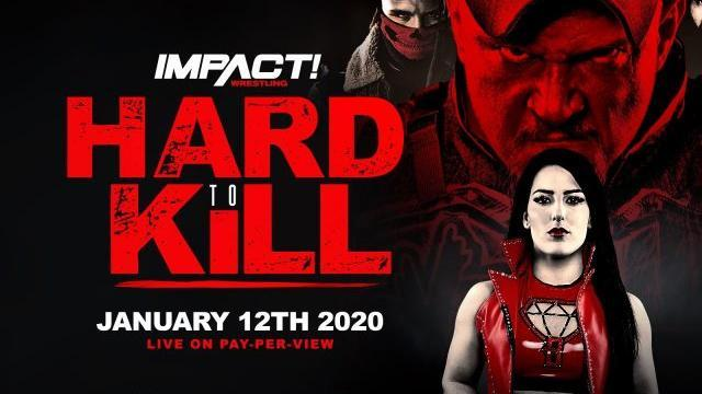 Impact Wrestling Hard to Kill 2020