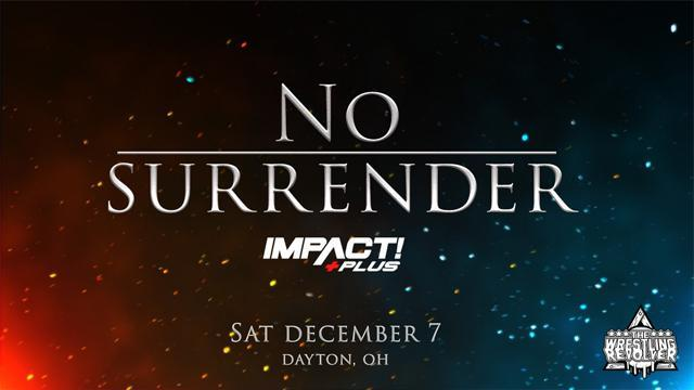 Watch Impact Wrestling No Surrender 2021 2/13/21