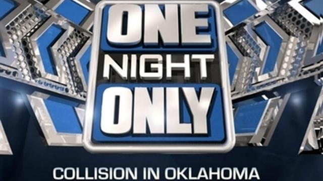 Impact One Night Only: Collision in Oklahoma