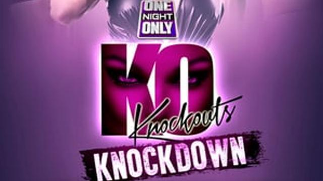 TNA One Night Only: Knockouts Knockdown 2016